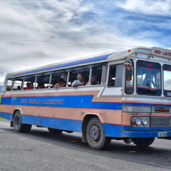 Public Transport in Fiji