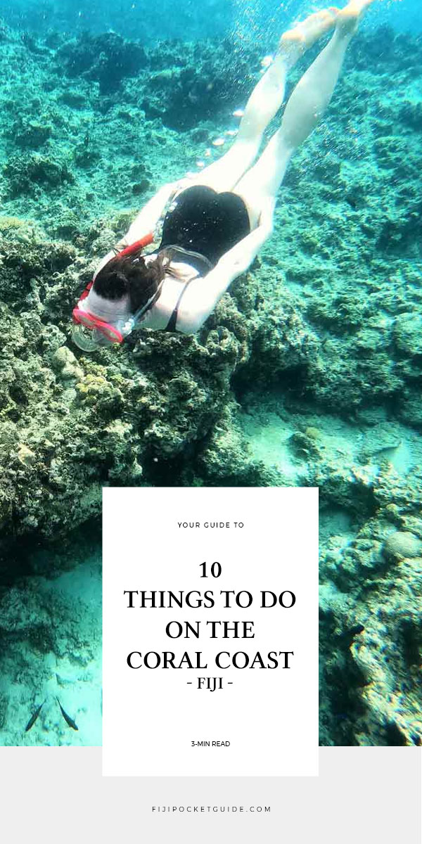 10 Things to Do on the Coral Coast