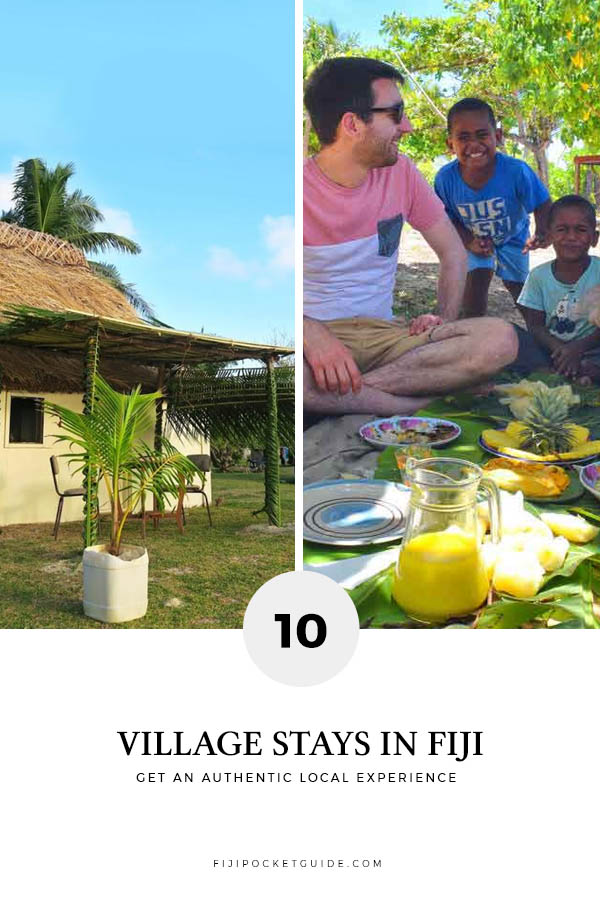 10 Authentic Village Stays in Fiji