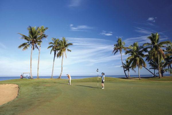 golf in fiji