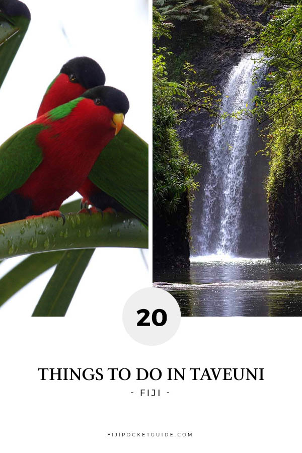 20 Things to Do in Taveuni