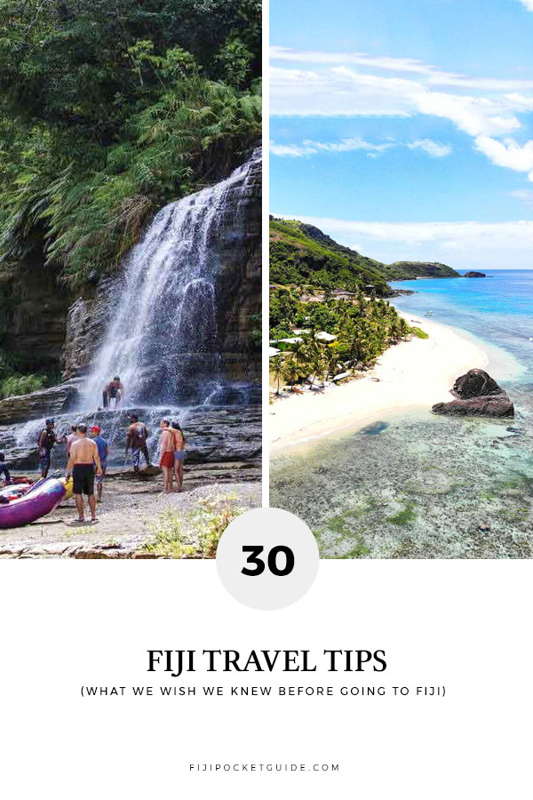 30 Tips for Travelling in Fiji