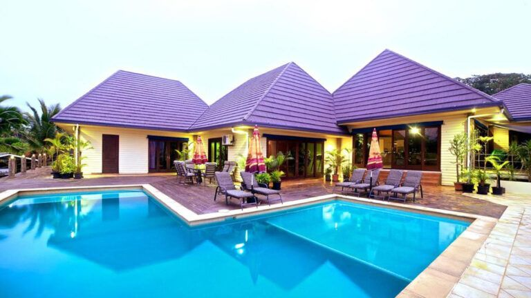 10 Beautiful Holiday Homes in Fiji