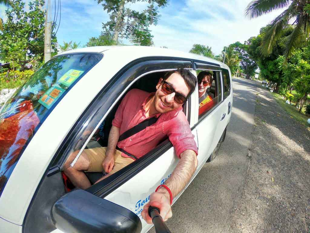 Driving times fiji
