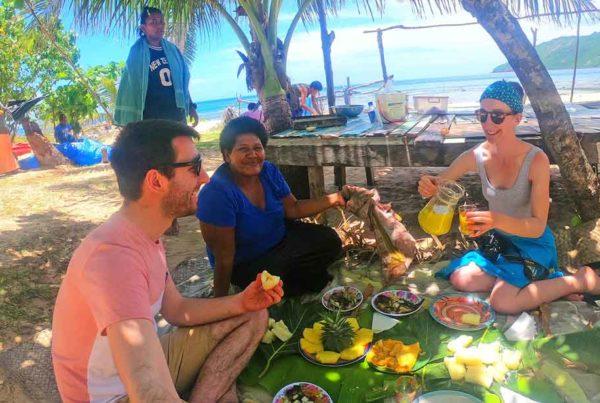 Fiji cultural experience village