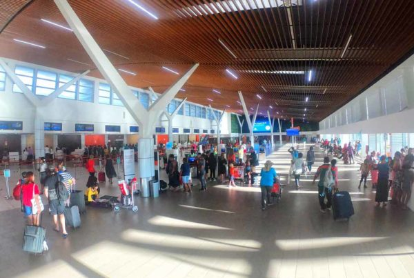 airports in fiji
