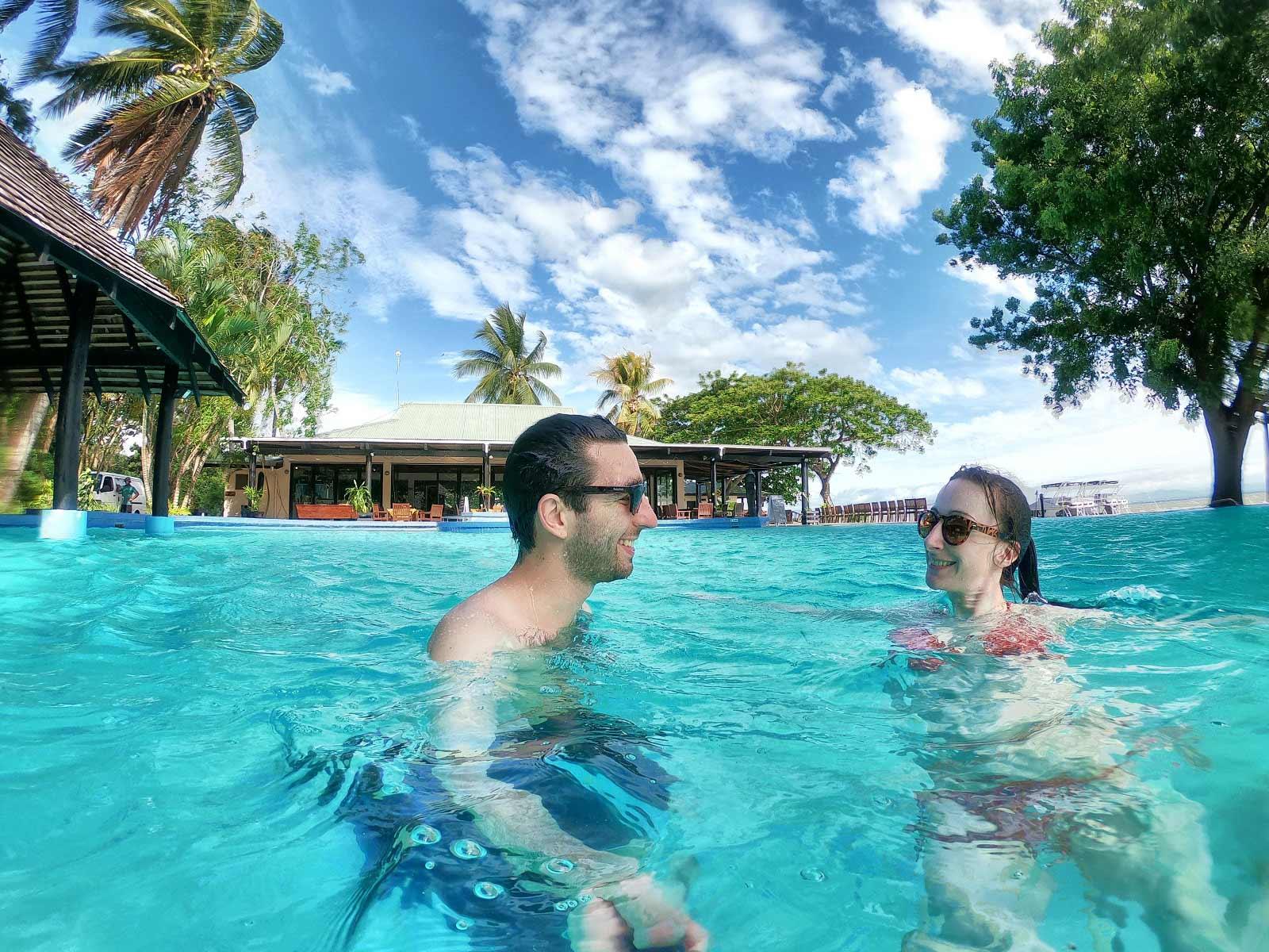3 days in fiji