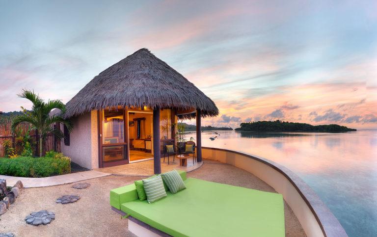 eco resorts in fiji