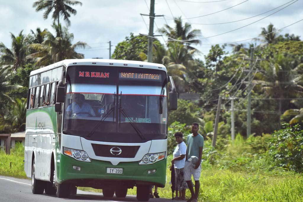 Where to Book Bus Transport in Fiji? - Fiji Pocket Guide