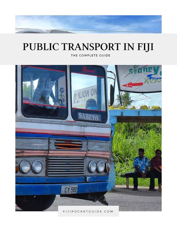 Public Transport in Fiji