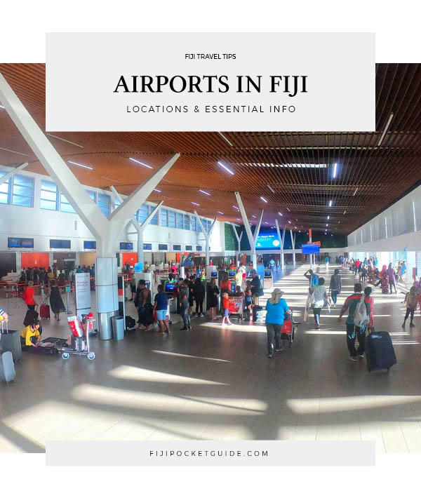 What Are the Airports in Fiji?