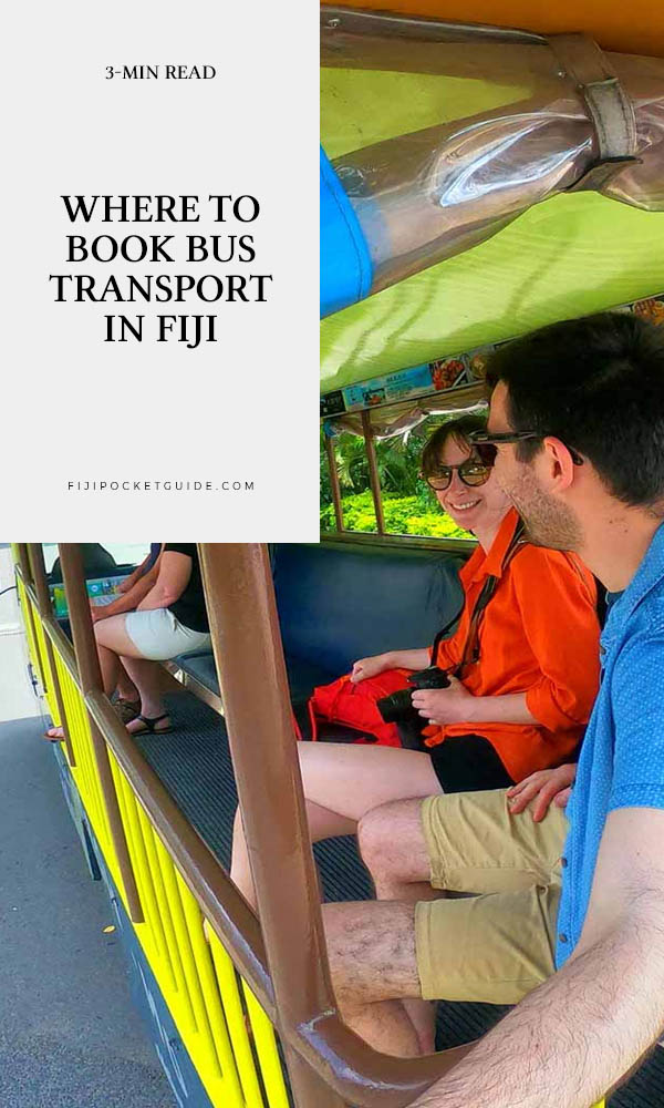 Where to Book Bus Transport in Fiji?