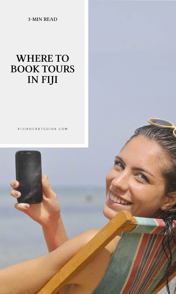 Where to Book Tours in Fiji