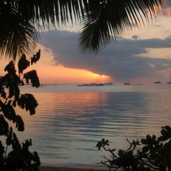 Fiji Weather in February