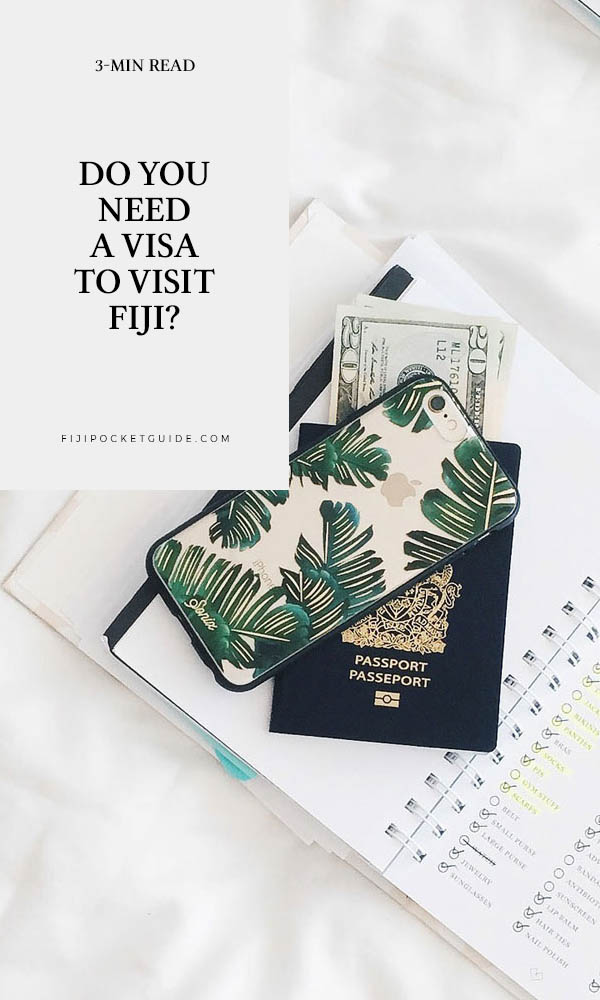 Do You Need a Visa to Visit Fiji?
