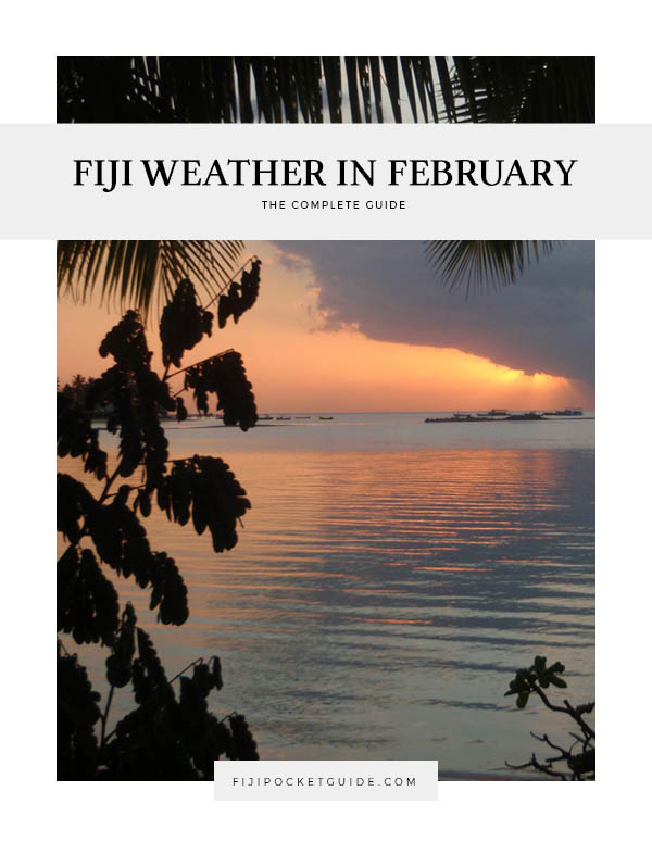 Fiji Weather in February