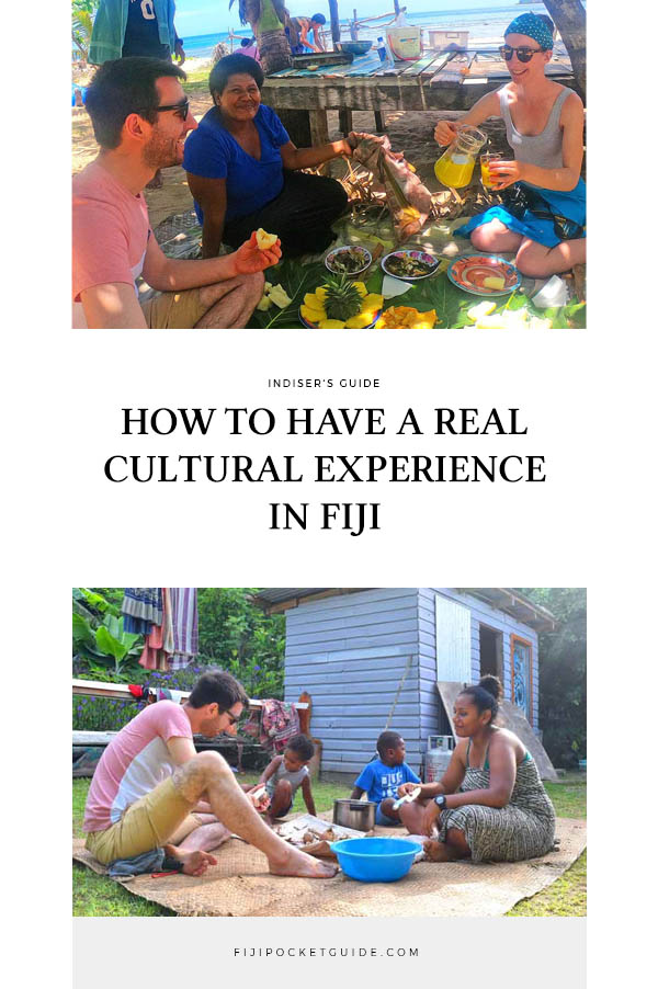 How to Have a Real Fiji Cultural Experience