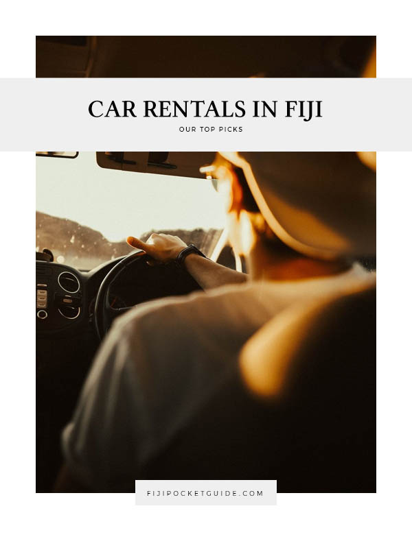 The Best Car Rentals in Fiji