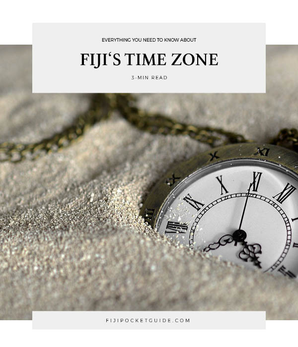 What is the Fiji Time Zone?