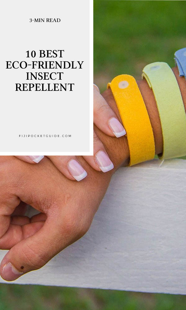 10 Best Eco-Friendly Insect Repellent
