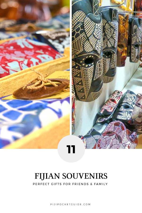11 Amazing Fijian Souvenirs for Family & Friends
