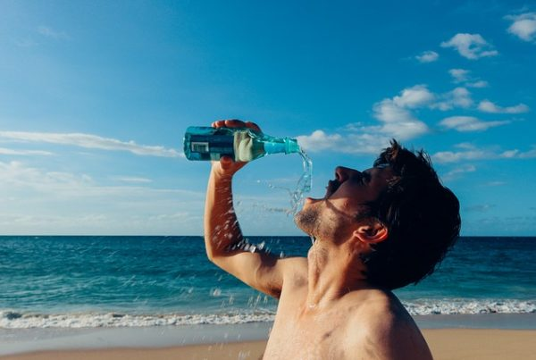 drink the water in Fiji
