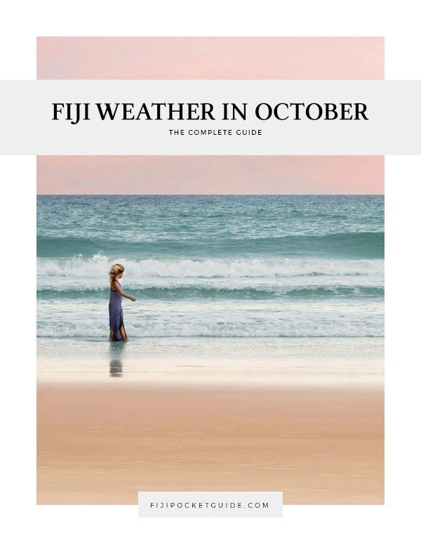 Fiji Weather in October