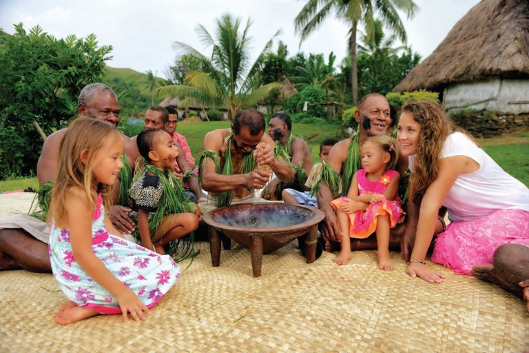 kids love fiji
