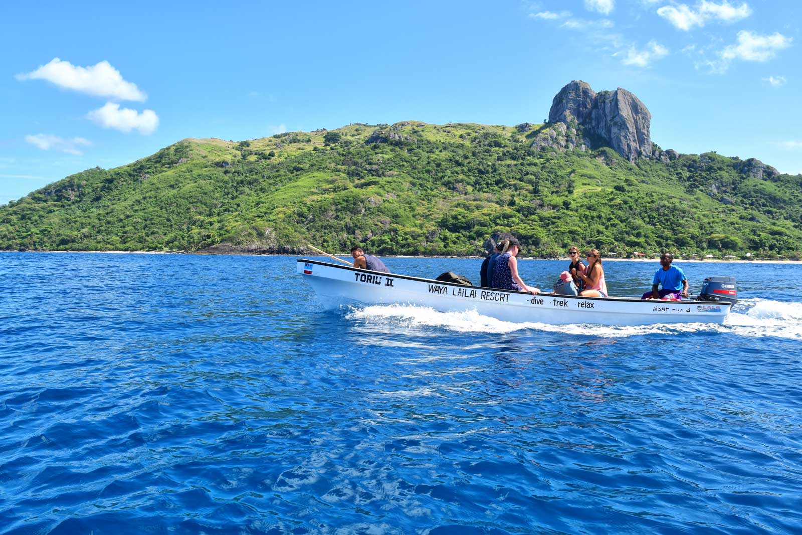 7 Ways to Get Around Fiji