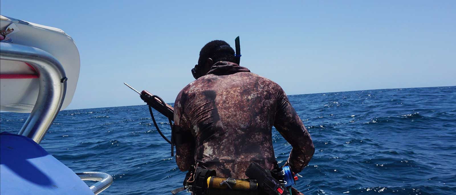 The Complete Guide to Spearfishing in Fiji