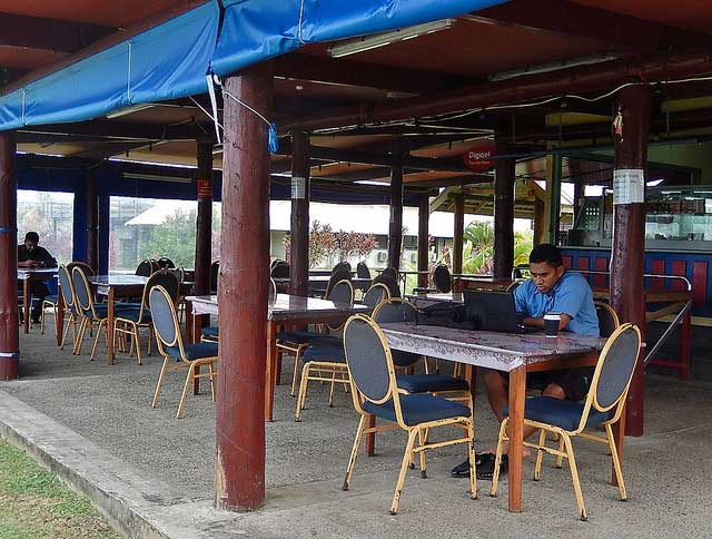 cafes in suva