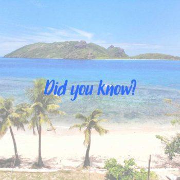 13 Fun Facts About Fiji