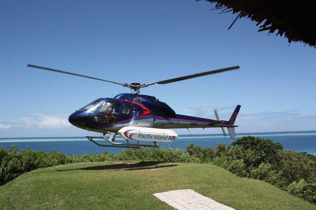 fiji helicopter tours
