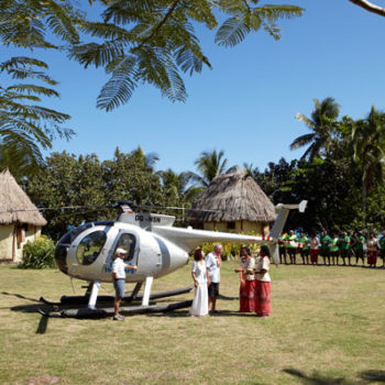 The Guide to Helicopter Tours in Fiji