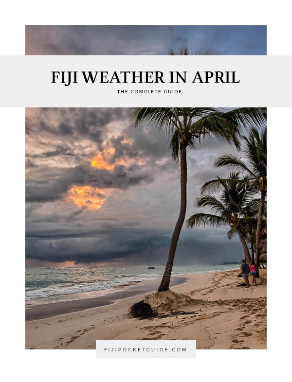 Fiji Weather in April