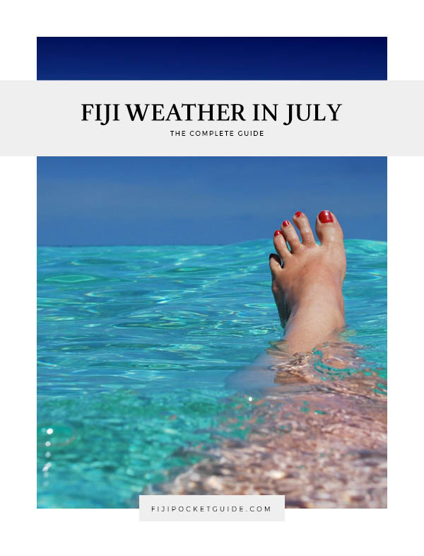 Fiji Weather in July