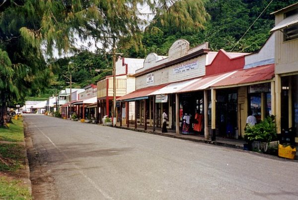 historical sites in fiji