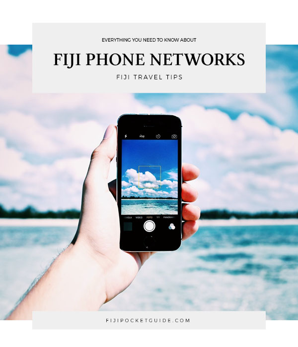 What are the Fiji Phone Networks?