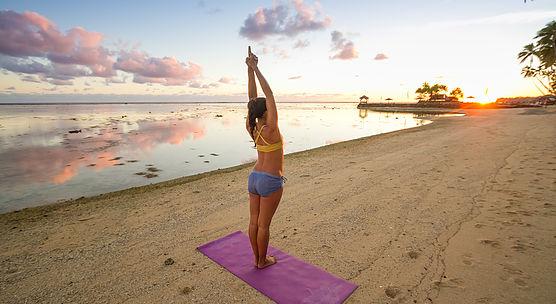 yoga in fiji islands