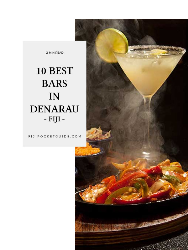 10 Best Bars in Denarau