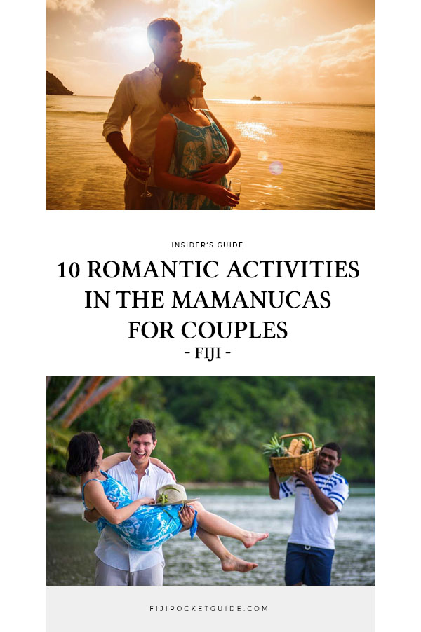 10 Romantic Activities in the Mamanuca Islands for Couples