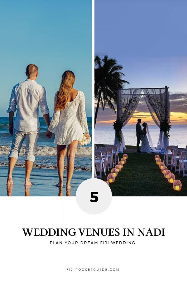5 Wedding Venues in Nadi