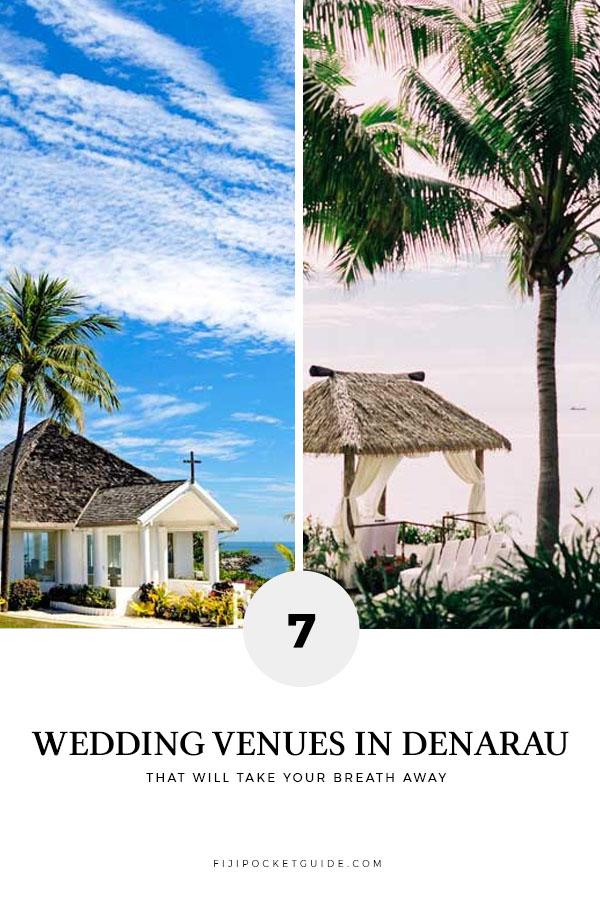 7 Wedding Venues on Denarau Island