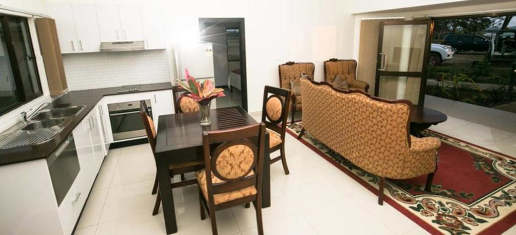 Family accommodation in nadi