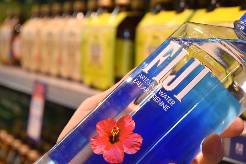 Fiji-Water-drink