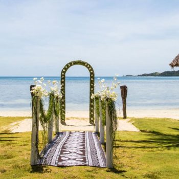 10 Wedding Packages in the Mamanuca Islands