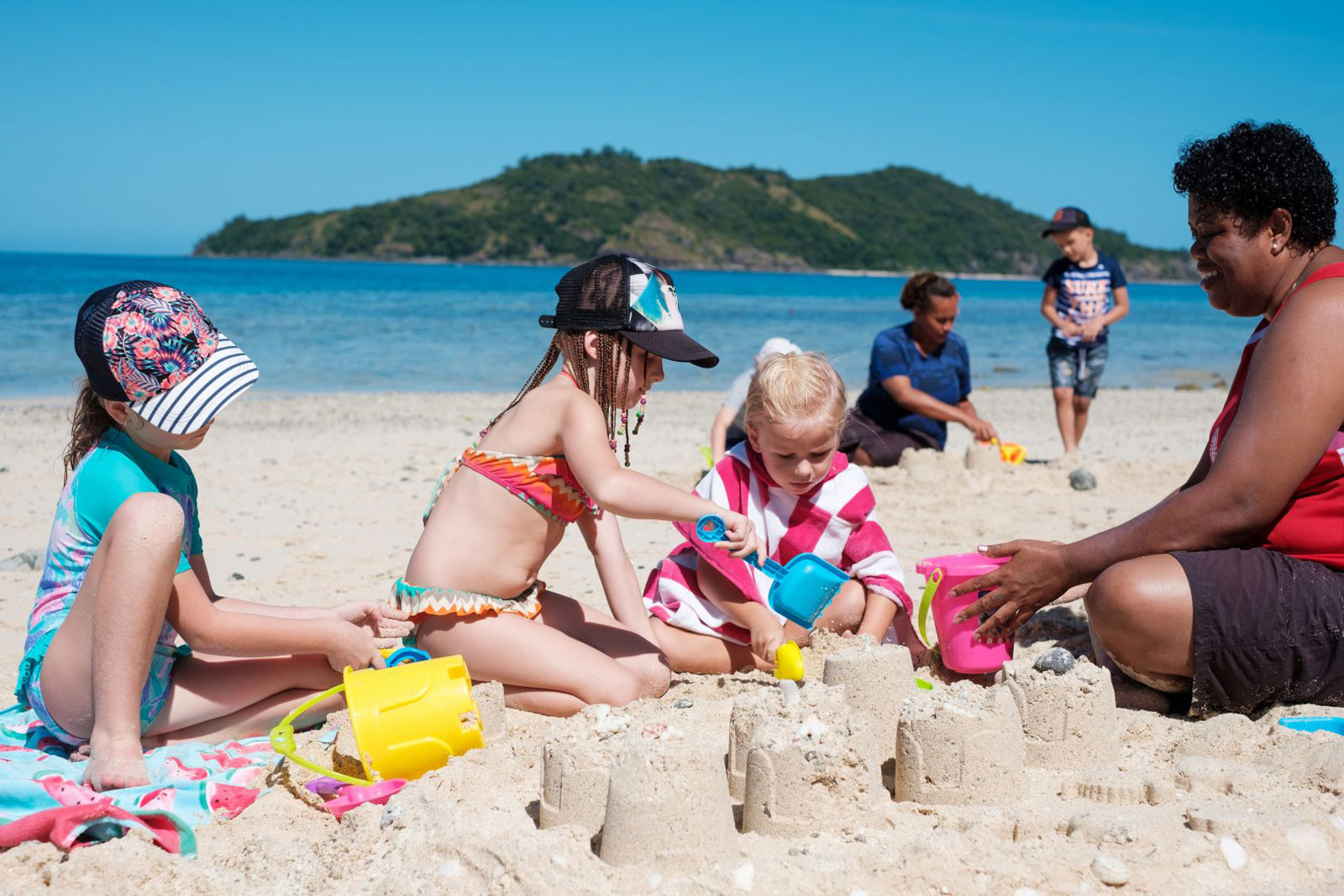 7 Best Kids' Clubs in the Mamanuca Islands