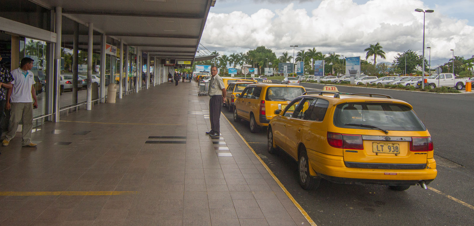 How Much Does a Nadi Airport Taxi Cost? - Fiji Pocket Guide