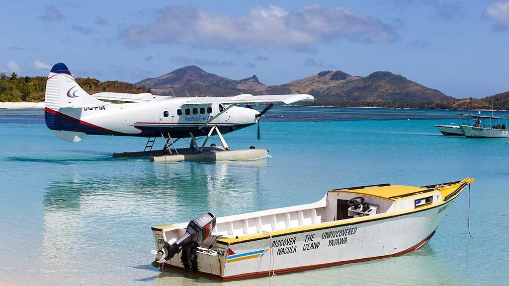 luxury activities in the mamanuca islands