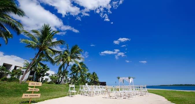 wedding venues on denarau island